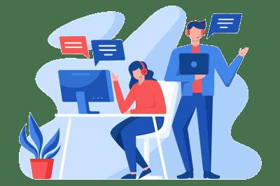 تماس و ارتباط با اکانت فا
